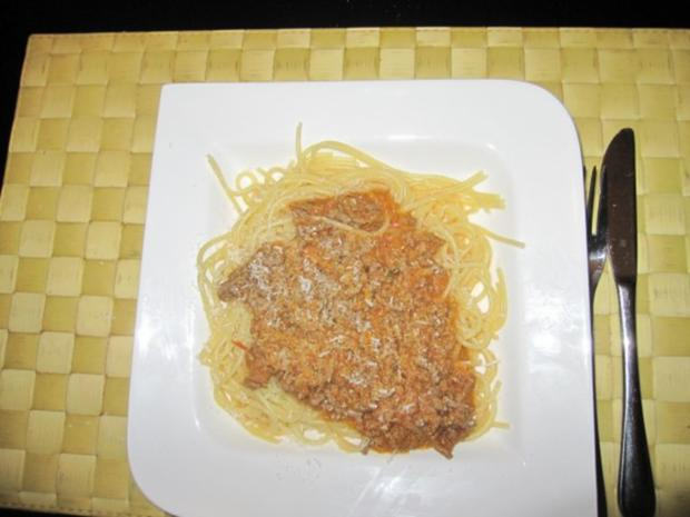 Italienische Tomatensauce - eingekocht - Rezept - Bild Nr. 7