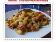 Vegetarisch: Tandoori-Gemüseauflauf - Rezept