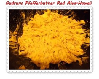 Brotaufstrich: Pfefferbutter - Rezept