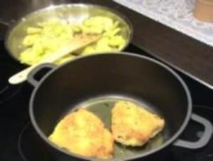 Rind: Kalbsschnitzel - Rezept