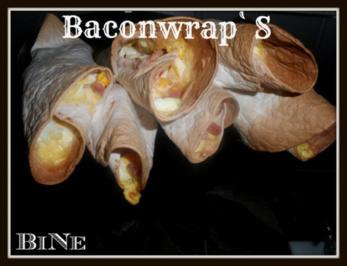 BiNe` S BACONWRAP` S - Rezept