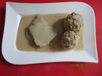 Kochen:Rindfleisch mit Meerrettichsoße und Semmelknödel - Rezept