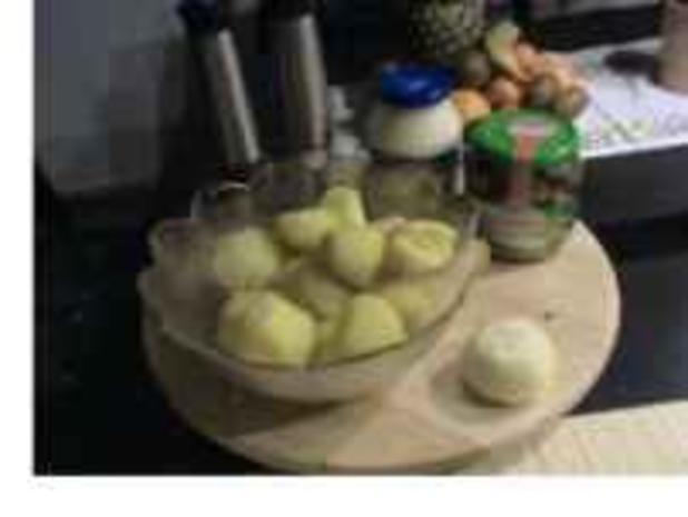 Salat: MEIN Familien-Kartoffelsalat - Rezept - Bild Nr. 4