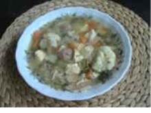 Suppen & Eintöpfe: würziges Hühnchenfleisch.... - Rezept