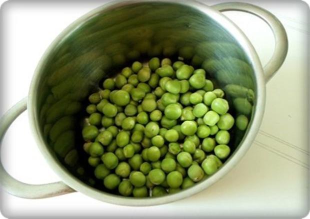 Gebratene Scholle auf Gemüsebett mit leckerem Stampfkartoffel - Türmchen - Rezept - Bild Nr. 12