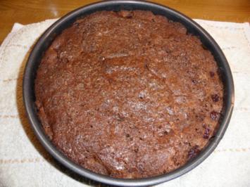 Rezept: Schoko-Kirschkuchen
