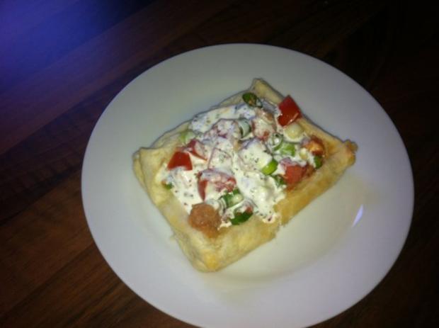 Thunfisch Pastete - Rezept