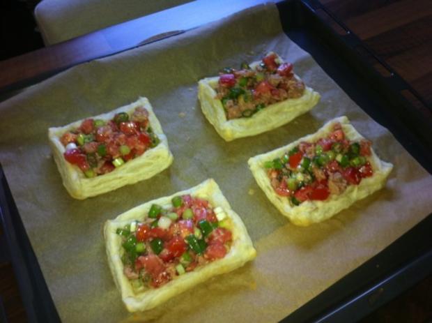 Thunfisch Pastete - Rezept - Bild Nr. 6