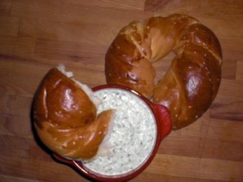 Rezept: Spinat-Schafskäse-Créme