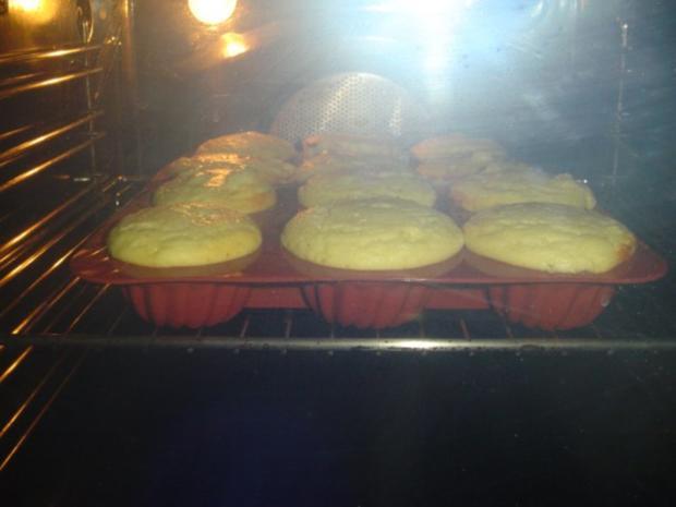 Käsekuchenmuffins - Rezept - Bild Nr. 7