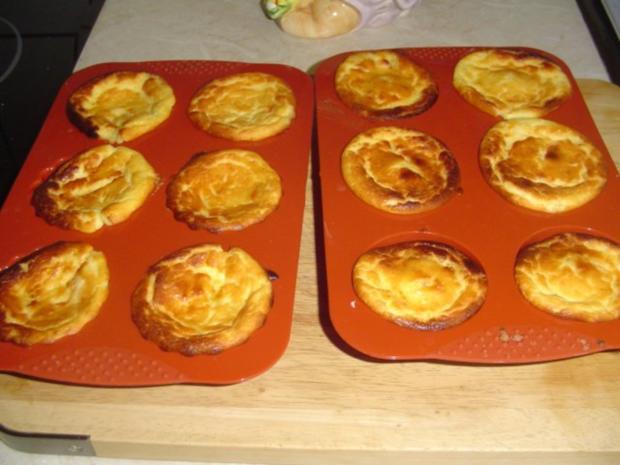 Käsekuchenmuffins - Rezept - Bild Nr. 8