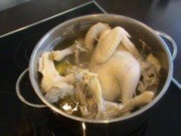 Suppen & Eintöpfe: Scharfe Geflügelsuppe... - Rezept - Bild Nr. 2