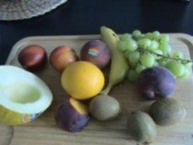 Dessert: Exotisch fruchtiger Obstsalat - Rezept - Bild Nr. 6