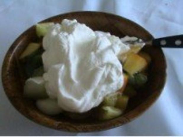 Dessert: Exotisch fruchtiger Obstsalat - Rezept - Bild Nr. 7