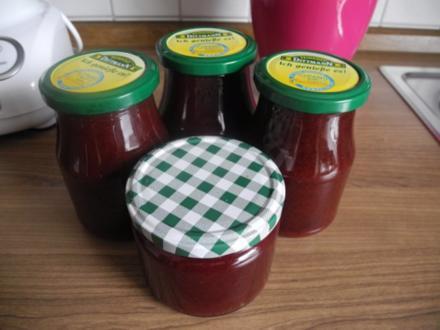 Marmelade : Pflaumenmus mal gemixt - Rezept