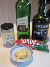 Rotwein-Portwein-Sauce - Rezept
