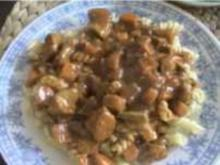 Schwein: Würziges Gulasch - Rezept