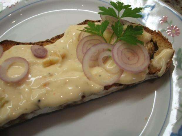 Käse: Obatzter - gekocht - Rezept