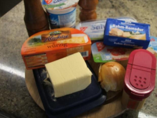 Käse: Obatzter - gekocht - Rezept - Bild Nr. 2