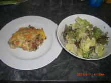 "Kartoffel ""Lasagne"" mit Zucchini - Rezept"