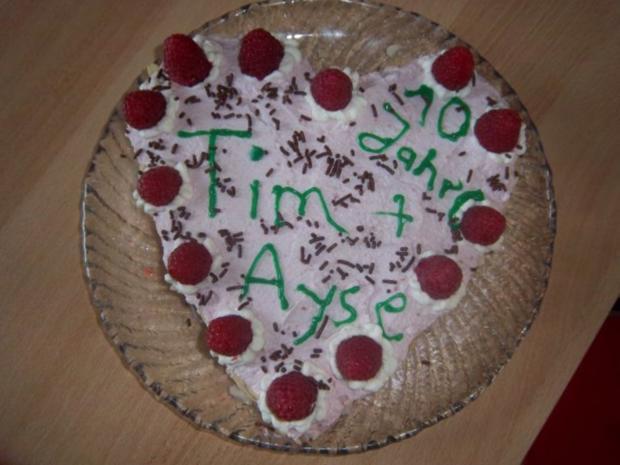 Himbeer Herz Kuchen Rezept Mit Bild Kochbar De