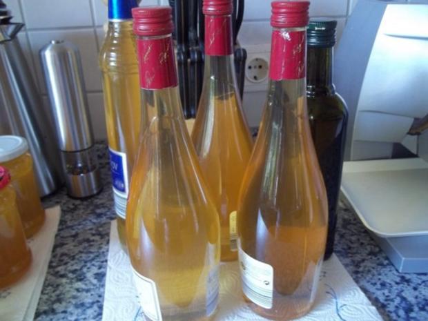 Mirabellen Saft - Rezept