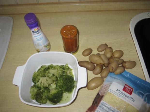Broccoli-Kartoffel-Auflauf - Rezept - Bild Nr. 2