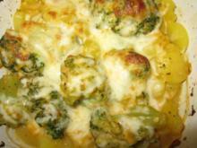 Broccoli-Kartoffel-Auflauf - Rezept