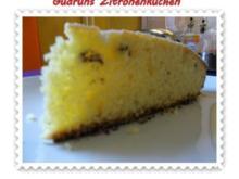 Kuchen: Zitronenkuchen - Rezept