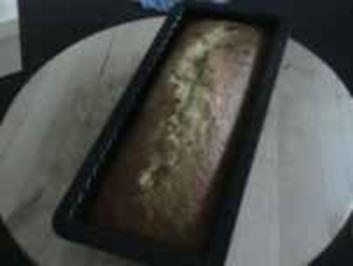 Kuchen: Marmorkuchen mit Rum-Aroma - Rezept