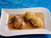 Kochen:Kaninchen mit Thüringer Klößen - Rezept