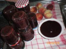 Marmelade Pfirsichmarmelade - Rezept