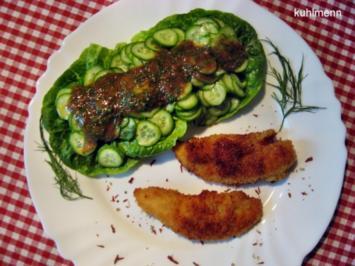 Minigurken - Salat - Rezept