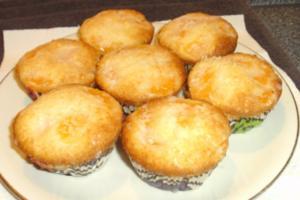 Mandarinen - Kokos - Muffins - Rezept