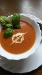 Tomaten Supe - Rezept