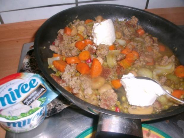 Gorgonzola - Kartoffelgratin - Rezept - Bild Nr. 3