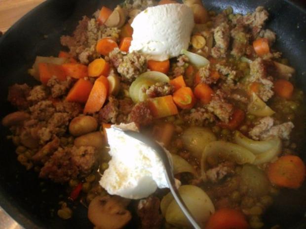 Gorgonzola - Kartoffelgratin - Rezept - Bild Nr. 4