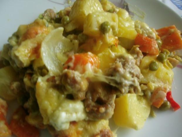 Gorgonzola - Kartoffelgratin - Rezept - Bild Nr. 10