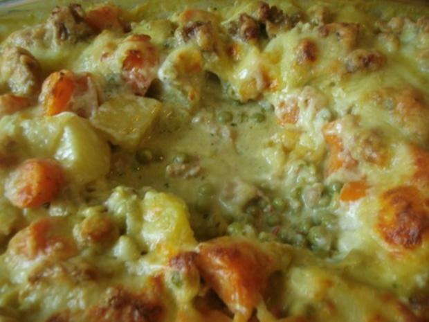 Gorgonzola - Kartoffelgratin - Rezept - Bild Nr. 11