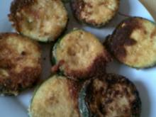 Zucchinischnitzel - Rezept