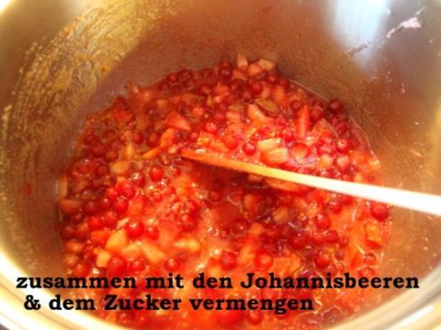 Pluots - Johannisbeer Marmelade - Rezept - Bild Nr. 3