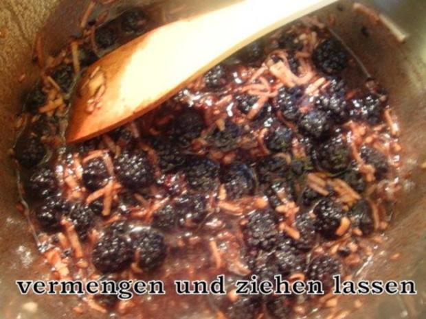 Brombeer - Apfelmarmelade - Rezept - Bild Nr. 7