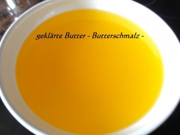 Diverses:   BUTTERSCHMALZ - Rezept - Bild Nr. 9
