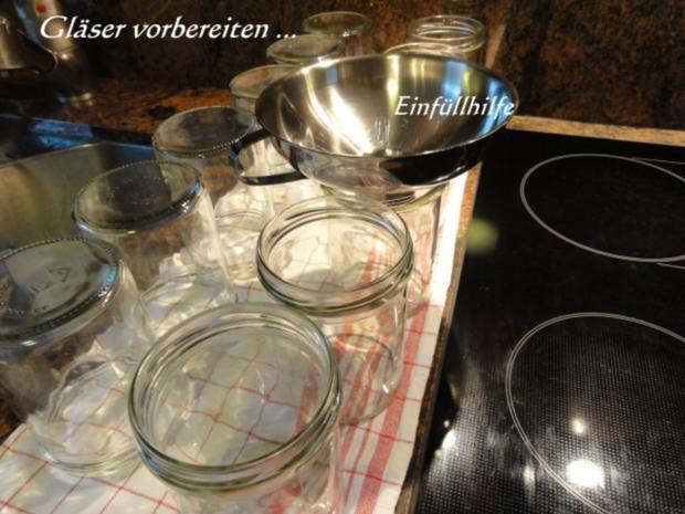 Einkochen:   WILLIAMS - BIRNEN - WÜRFEL - Rezept - Bild Nr. 6