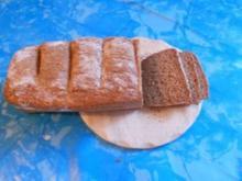 Brot:Dinkel-Vollkornbrot - Rezept