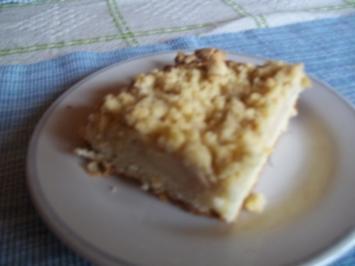 Rezept: Apfelkuchen vom Blech Nr.3