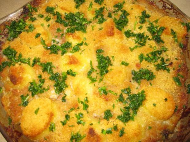 Wirsing-Hackfleisch-Kartoffel-Auflauf - Rezept - Bild Nr. 3