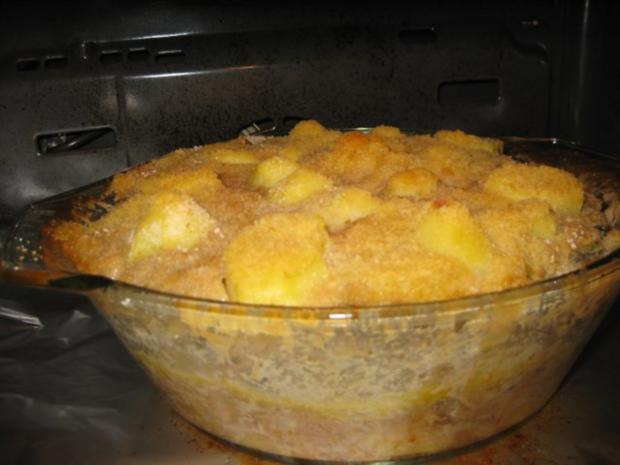 Wirsing-Hackfleisch-Kartoffel-Auflauf - Rezept - Bild Nr. 4