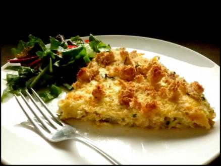 Zucchini-Frittata - Rezept