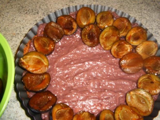 Pflaumenkuchen mit Zimtbaiser - Rezept - Bild Nr. 9